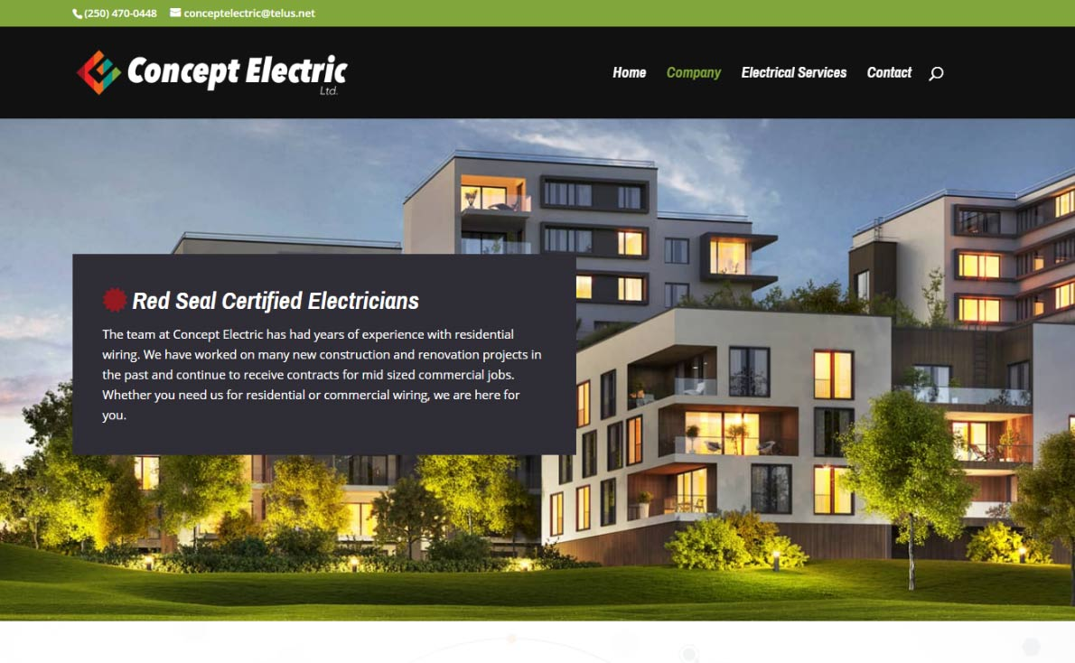 Concept Electric - the result