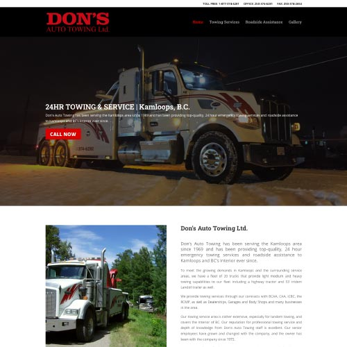 Don's Towing