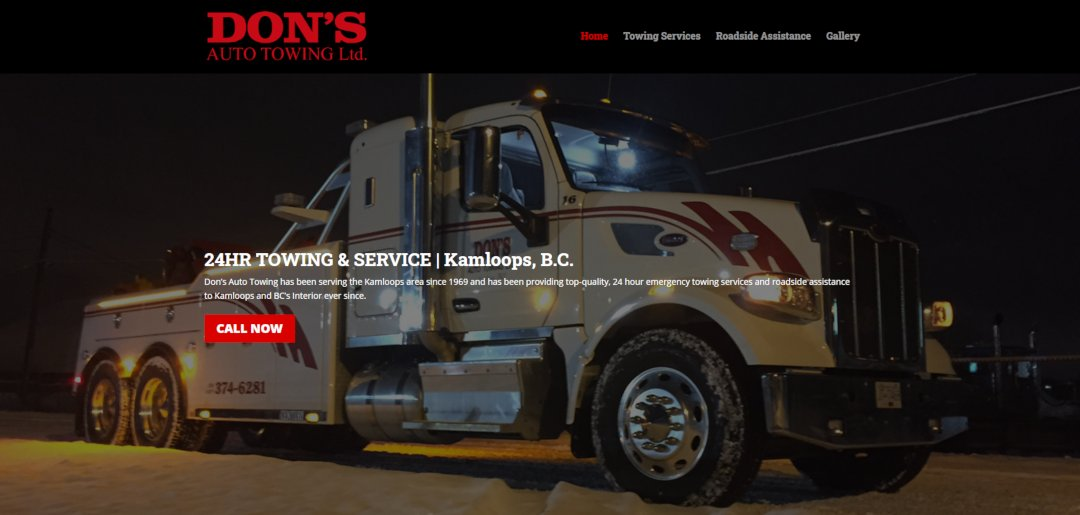 Case Study - Don's Towing