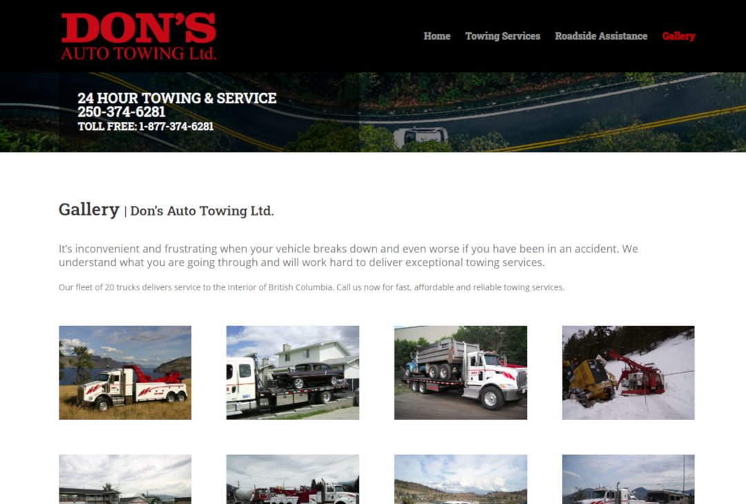 Case Study - Don's Towing - The Strategy