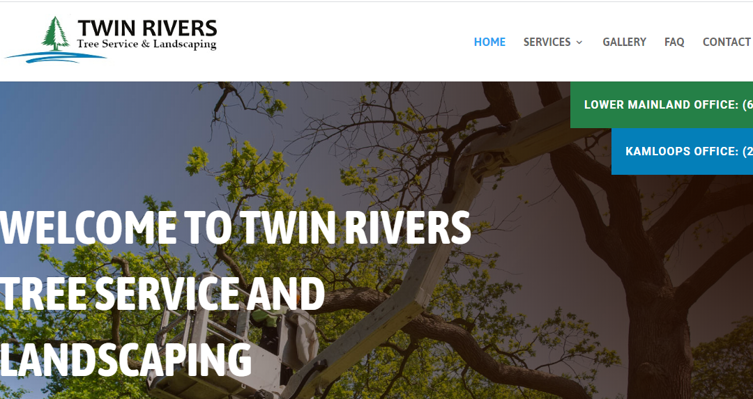 Twin Rivers Launches With The Power Of Landing Pages