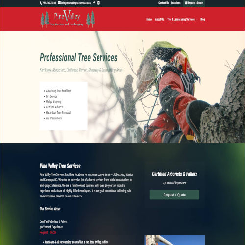 Pine Valley Tree Services