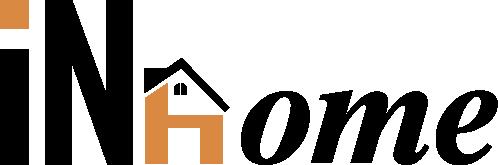 inhome black logo
