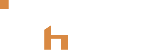inhome white logo
