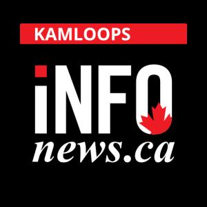 kamloops infonews.ca black logo