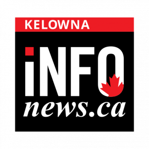 kelowna infonews.ca black logo