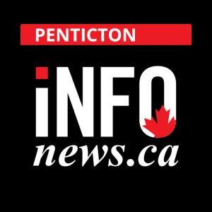 penticton infonews.ca black logo