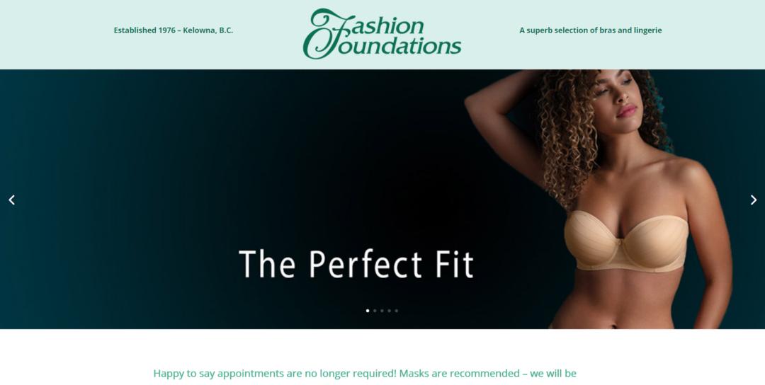 Fashion Foundations