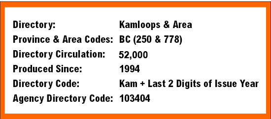 kamloop stats
